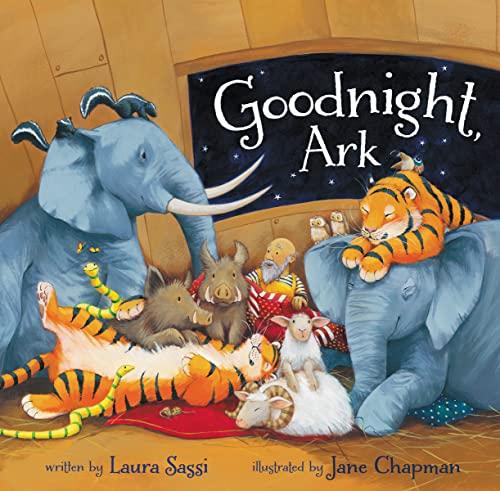 9780310737841: Goodnight, Ark