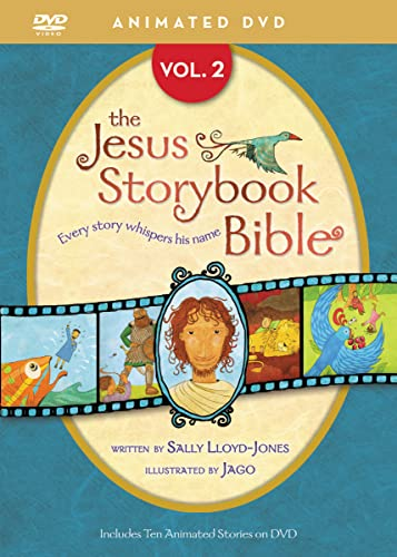 9780310738442: The Jesus Storybook Bible Animated DVD: 2