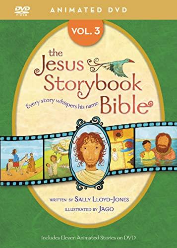 9780310738459: Jesus Storybook Bible Animated DVD Vol 3 [Region 1] [NTSC]