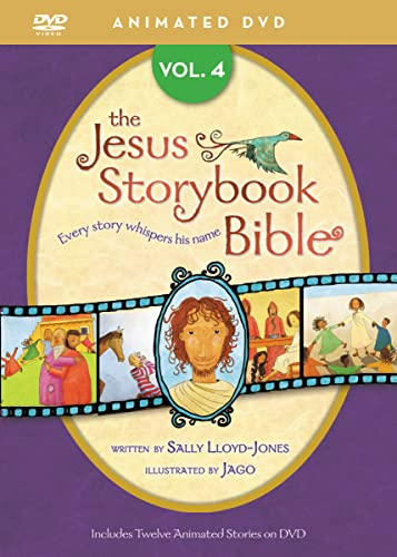 9780310738466: Jesus Storybook Bible Animated DVD, Vol. 4