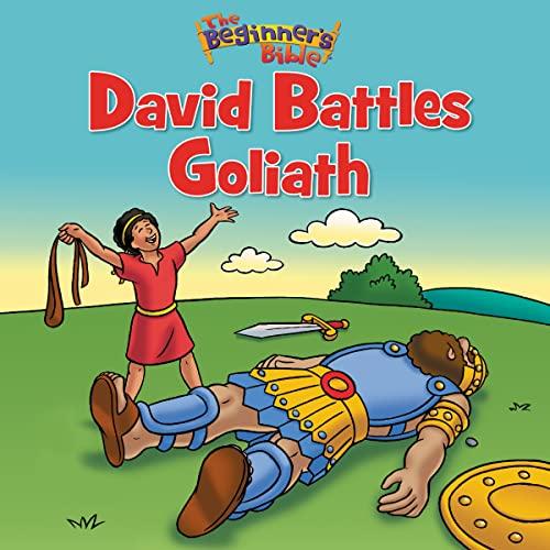 David Battles Goliath (Beginner's Bible)