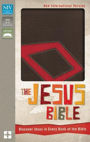 9780310742968: The Jesus Bible, NIV: Discover Jesus in Every Book of the Bible