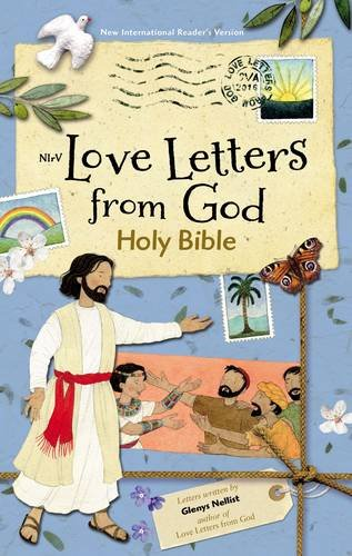 Download NIrV, Love Letters from God Holy Bible, Hardcover