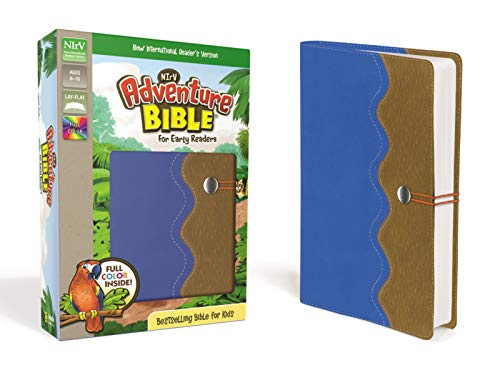 9780310744146: Adventure Bible for Early Readers-NIRV-Elastic Band Closure