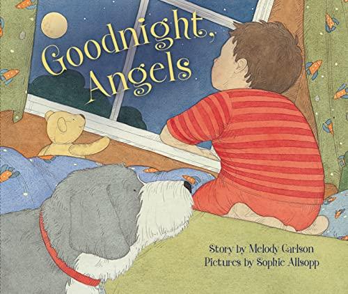 9780310744474: Goodnight, Angels