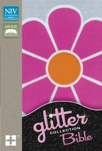 9780310744511: NIV, Glitter Bible Collection, Imitation Leather, Pink