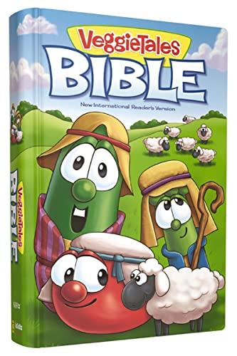 9780310744641: NIrV, VeggieTales Bible, Hardcover (Big Idea Books)