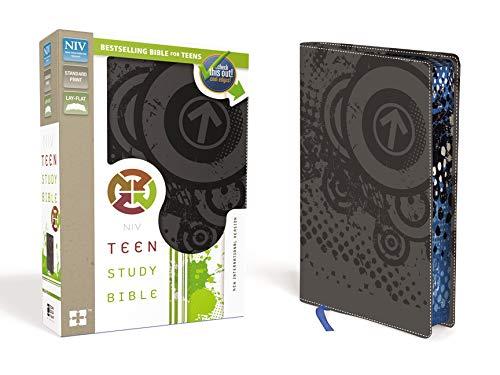 9780310745747: Teen Study Bible-NIV