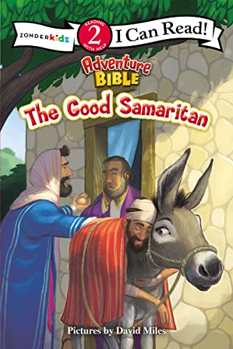 The Good Samaritan (I Can Read! / Adventure Bible): Zonderkidz
