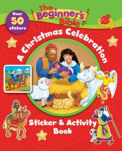 The Beginner's Bible A Christmas Celebration Sticker: Zondervan
