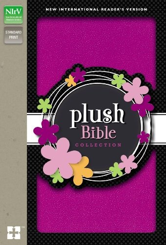 9780310746942: NIrV, Plush Bible Collection, Hardcover, Purple