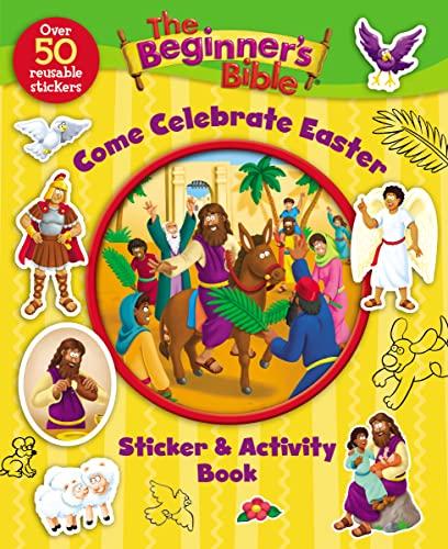 The Beginner's Bible Come Celebrate Easter Sticker: Zondervan