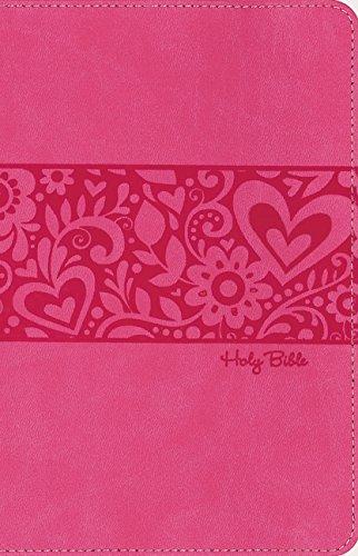 9780310748458: NIV, Gift Bible for Kids, Imitation Leather, Pink