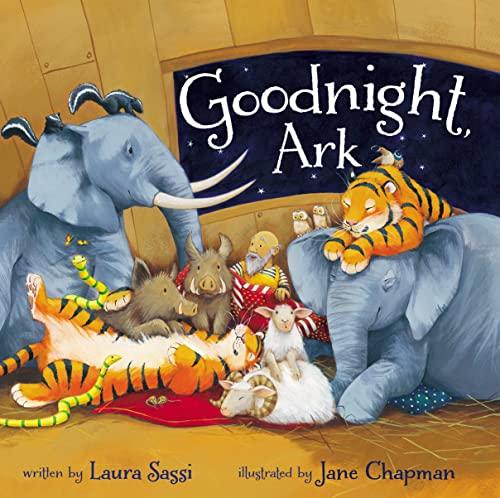 9780310749387: Goodnight, Ark
