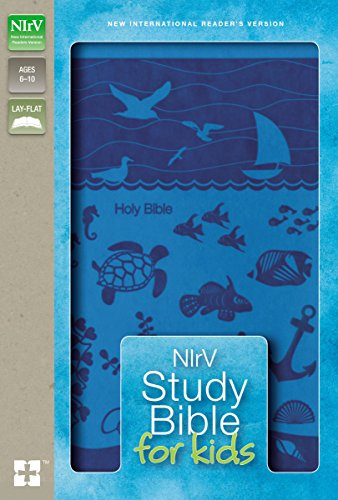 NIrV Study Bible for Kids: Zondervan Publishing