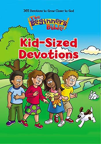 9780310751427: The Beginner's Bible Kid-Sized Devotions