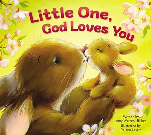 9780310753070: Little One, God Loves You