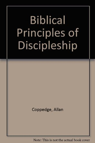 9780310753506: The Biblical Principles of Discipleship