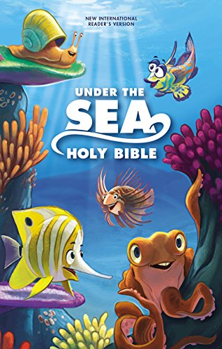 9780310754046: NIrV, Under the Sea Holy Bible, Hardcover