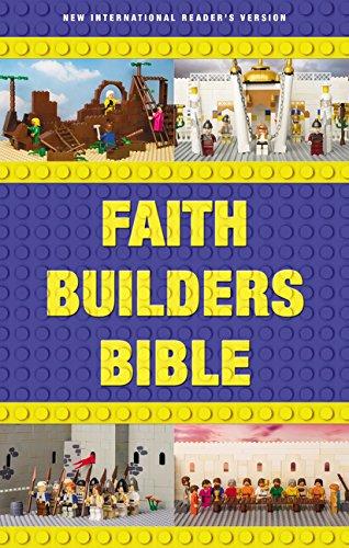 9780310754633: NIrV, Faith Builders Bible, Hardcover