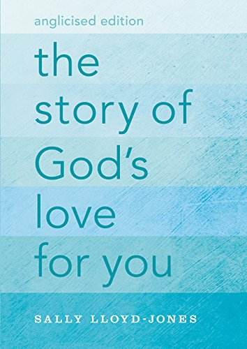 9780310758112: Story of God's Love for You, Anglicised Edition