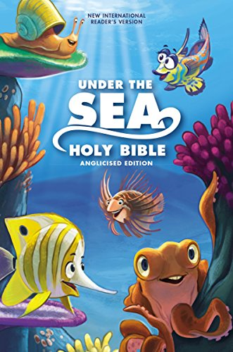 9780310758686: NIrV, Under the Sea Holy Bible, Hardcover: Anglicised Edition