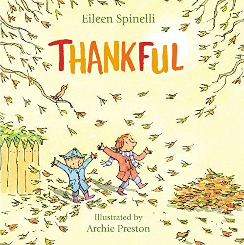 Thankful: Spinelli, Eileen/ Preston,