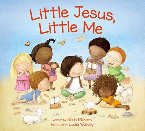 9780310761778: Little Jesus, Little Me