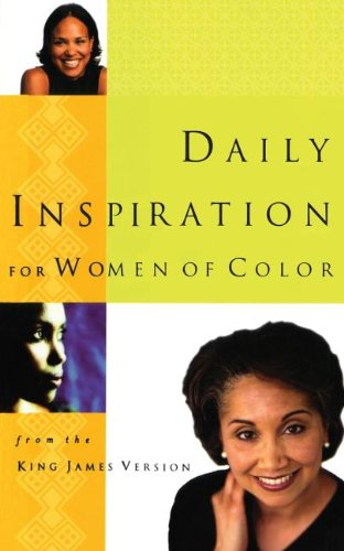 9780310800910: Daily Inspiration for Women of Color