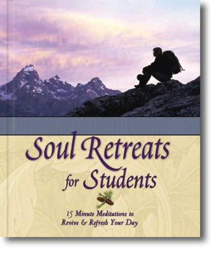 9780310801870: Soul Retreats for Students