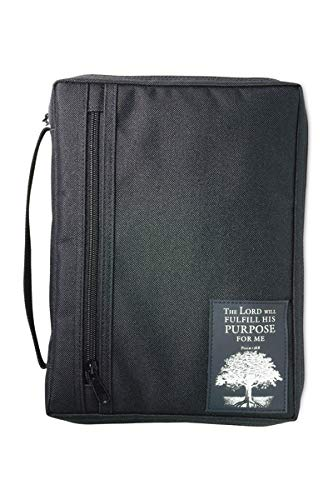 9780310804611: The Purpose Driven Life Patch Bible Cover XL