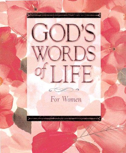 9780310806318: God's Words of Life for Women