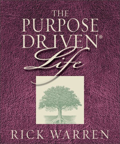 The Purpose-Driven Life (MINIATURE EDITION): Rick Warren