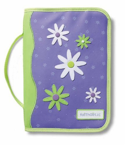 9780310807803: Faithgirlz Bible Cover LG Book & Bible Cover
