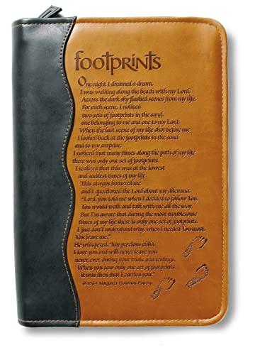 Italian Duo-Tone Footprints Med: Margaret Fishback Powers