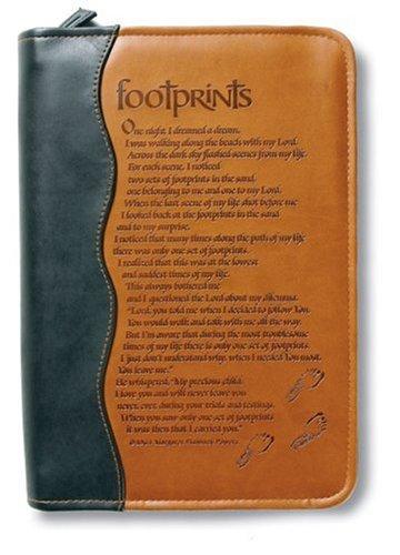Italian Duo-Tone(tm) Footprints XL: Powers, Margaret Fishback