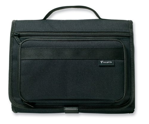 9780310808046: Deluxe Tri-Fold Organizer Black LG