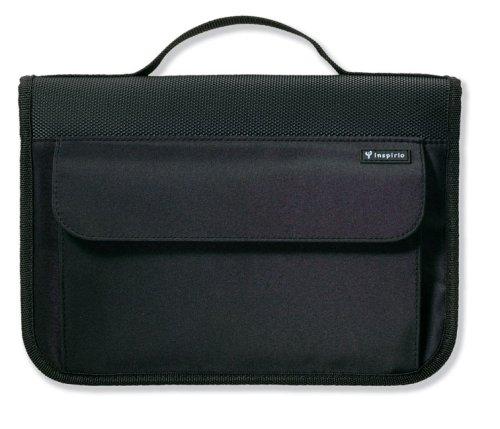 Nylon Organizer Black with Multiple Pockets XL (9780310808091) by Zondervan