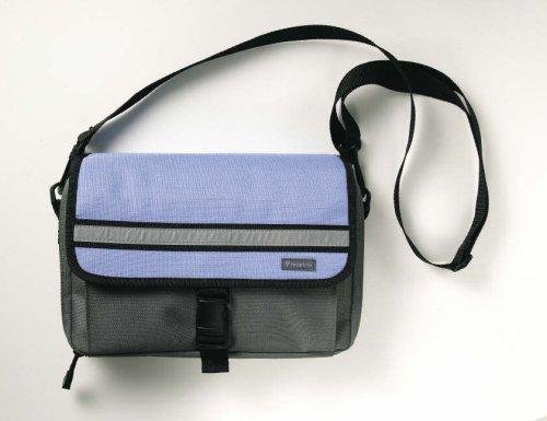 Messenger Bag French Blue/Grey Med (9780310809104) by Zondervan