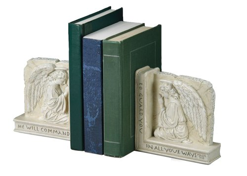 9780310809463: Renaissance Angel Bookends