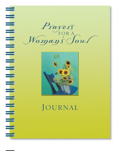 9780310810148: Prayers for a Woman's Soul Journal