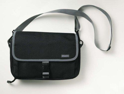 9780310810223: Messenger Bag Black/Grey Med