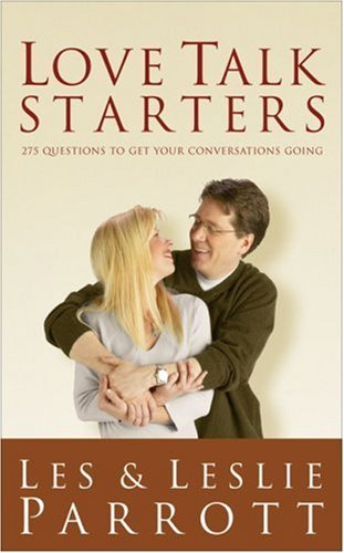 9780310810476: Love Talk Starters: 275 Questions to Get Your Conversations Going