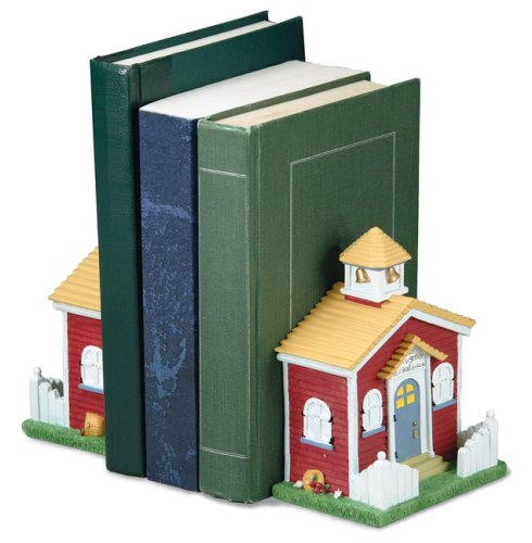 9780310810681: Schoolhouse Bookends