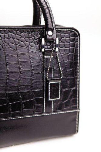 9780310810872: Reptile Onyx Bible Cover XL