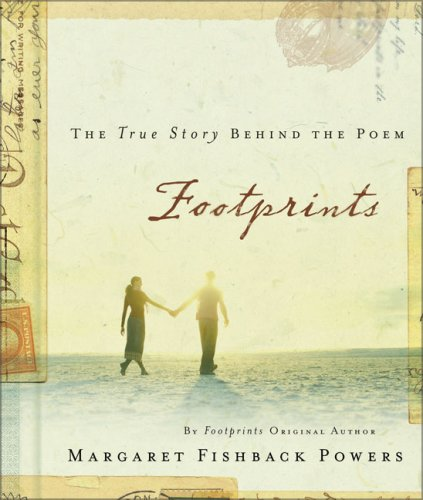 9780310812159: Footprints: The True Story behind the Poem That Inspired Millions