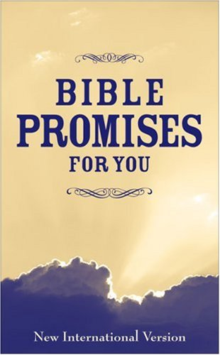 9780310812913: Bible Promises for You