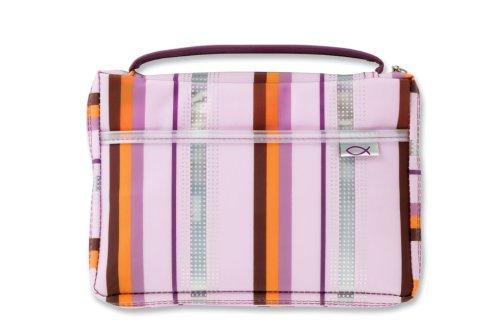 9780310815440: Pink Lavender Sassy Stripes Med