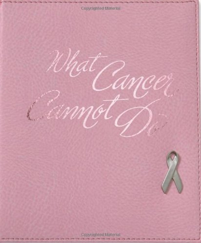 9780310815884: What Cancer Cannot Do