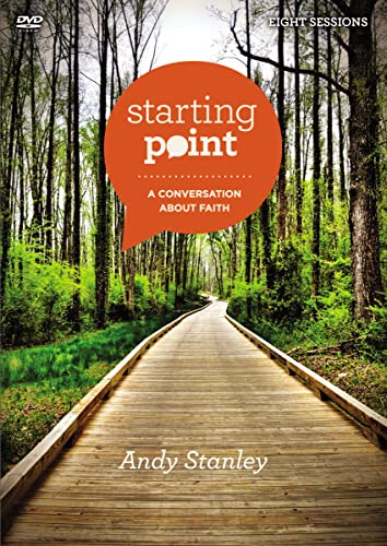 9780310817734: Starting Point Video Study: A Conversation About Faith